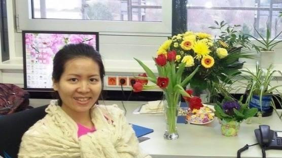 Phỏng vấn: TS. Hoàng Thị Thu Duyến, Giảng viên MCCD - Người dành tình yêu cho khoa học về đất