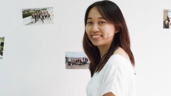 """Lâm Ngọc Bút - Học viên MBA khóa 4: Học thạc sĩ khiến mình được """"update"""" bản thân"""