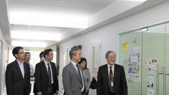 Đại sứ Nhật Bản tại Việt Nam, Yamada Takio đến thăm Trường ĐHVN