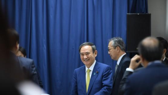 Bài phát biểu của Thủ tướng Nhật Bản Suga Yoshihide với sinh viên Trường Đại học Việt Nhật
