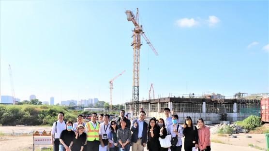 Học viên MEE trải nghiệm thực tế từ dự án xử lý nước thải lớn nhất Hà Nội