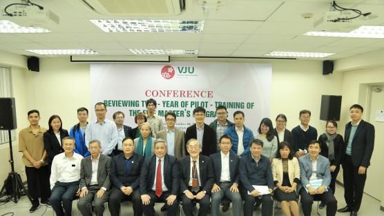 Phát triển đội ngũ giảng viên cơ hữu là nhiệm vụ quan trọng của Trường Đại học Việt Nhật trong thời gian tới
