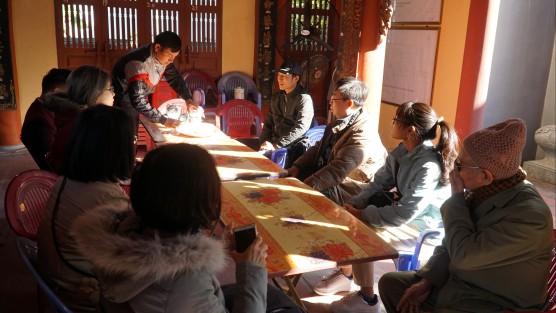 MAS's students made a fieldtrip to Hai Duong province