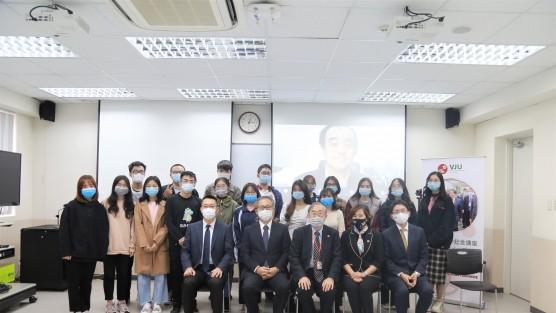 Chiến lược mang tính địa chính trị của Nhật Bản và vai trò của Việt Nam - Diễn giả Miyake Kunihiko