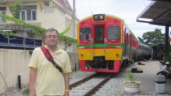 Giới thiệu PGS. Shinichi Takeda - Chuyên gia JICA, Giảng viên Chương trình Thạc sĩ Kĩ thuật Hạ tầng (MIE)