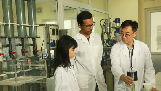 Trên 60% các giảng viên, chuyên gia từ Nhật Bản tham gia giảng dạy tại Trường Đại học Việt Nhật